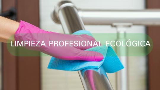 limpia como los profesionales con productos ecológicos, ayuda al medio ambiente al mismo tiempo que cuidas tu entorno